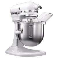 kitchenaid K5 professionele mixer-keukenrobot wit 4,8ltr