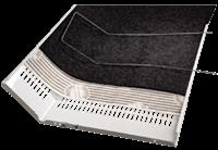 xavax Afzuigkap vet- en koolstoffilter, 47 x 57 cm