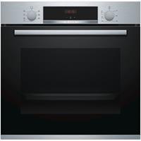 HBA513BS1 inbouw oven met hetelucht en boven-/onderwarmte