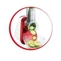 Moulinex Snijmachine Fresh Express Plus  rood