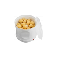 Melissa 16220007 Aardappelschrapmachine Wit