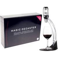 United Entertainment Magische Wijn Decanter Deluxe met LED verlichting