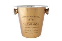 cosy&trendy Genuine Gold Champagne-emmer - Ø 21 cm x 21 cm