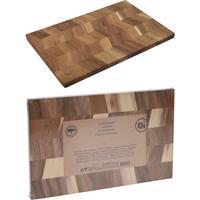 Eigen merk Snijplank acacia hout