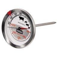 Xavax Vlees- en Oventhermometer Inox Matt