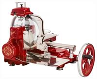 Berkel Tribute Flower Flywheel Snijmachine, rood
