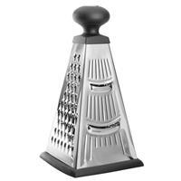 Vierzijdige Piramiderasp, Zilver - Roestvrij Staal - Berghoff Essentials Line