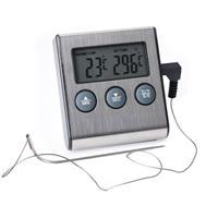 Eh Vleesthermometer Digitaal Rvs