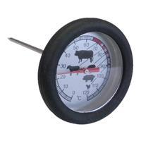 Merkloos Analoge Vleesthermometer / Keuken Thermometer Rvs 12 Cm - Vleesthermometers - Meater