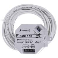 Schabus KDS 116 oDibt-Zulass - Cable extractor control, KDS 116 oDibt-Zulass