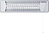 Stiebel Eltron Warmtestraler 1200W 3st. Zilve