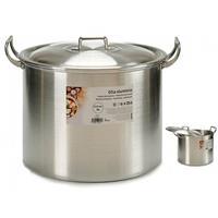 Bigbuy Home Soeppan - 20 Liter - Met Deksel