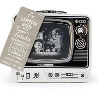 SUCK UK Retro TV Lunchbox van