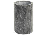 Dry FLWRS Wijnkoeler marmer Zwart
