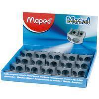 Maped Potloodslijper Classic 2-gaats, in een doos