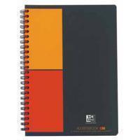 Elba International Adressbook A5. tweekleurig gelijnd (pak 5 stuks)