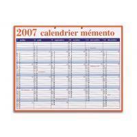 Aurora Kalender Mementoplaat 420 x 330 mm FR