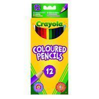 Crayola 12 kleurpotloden