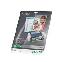 Leitz Lamineerhoes  ILAM A4 2x80micron 25stuks
