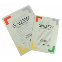 Gallery tekenblok, houtvrij papier, 120 g/m², ft 27 x 36 cm, blok van 24 vel