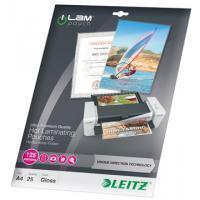 Leitz iLAM UDT warm lamineerhoezen A4, 125 micron