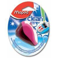 Maped potloodslijper Clean 2-gaats, op blister