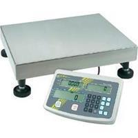 Kern IFS 10K-4 Telweegschaal Weegbereik (max.) 15 kg Resolutie 0.1 g, 0.2 g Werkt op het lichtnet, Werkt op een accu Zilver