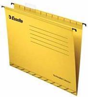 Pendaflex Hangmap Esselte Classic A4 V-bodem geel