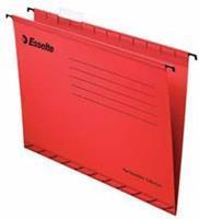Pendaflex Hangmap Esselte Classic A4 V-bodem rood