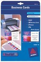 Visitekaart  C32028-25 85x54mm 240gr glans 200stuks
