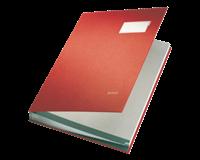 Leitz Vloeiboek  5700 rood