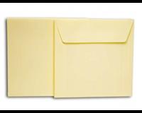 Papyrus Envelop  140x140mm ivoorwit