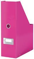 Tijdschriftcassette  WOW Click & Store roze