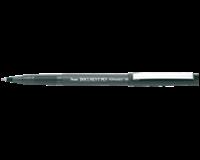 Pentel Rollerpen  MR205 zwart 0.2mm