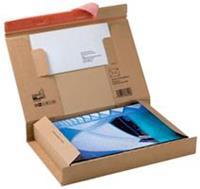 Colompac verzenddoos voor tablets tot 10 inch CP066, ft 30 x 21,2 x 4,3 cm, bruin