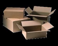 Cleverpack Verzenddoos  bulk 305x220x150mm bruin 20stuks