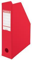 Esselte Tijdschriftcassette  Vivida opvouwbaar rood
