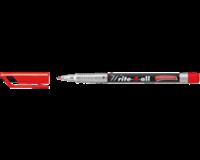 Stabilo Viltstift  Write-4-All 156/40 permanent rood fijn