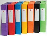 5 Star elastobox, rug van 6 cm, geassorteerde kleuren