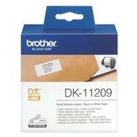 Brother Originele labels 29 x 62 (DK-11209)