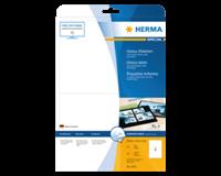 HERMA Etiket  4915 199.6X143.5mm 50st wit