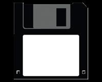 Avery Etiket  L7666-25 70x52mm voor 3.5 inch disk 250stuks
