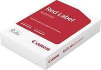 Canon Red Label Superior FSC 80 g/m² A4 papier - 500 vel