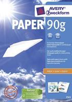 Avery Zweckform Avery Format Papier A4 90 g/m² 500 Sheets