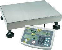 Kern IFS 60K0.5D Telweegschaal Weegbereik (max.) 60 kg Resolutie 0.5 g, 1 g werkt op het lichtnet, werkt op een accu Zilver