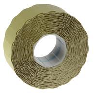 Etiketten voor prijstang Samark, ft 26 x 12 mm, niet-permanent, pak van 12 rollen