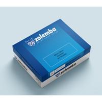 Dymo 99010 compatible labels, 89mm x 28mm, 260 etiketten, blanco