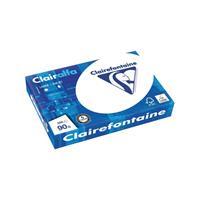 Clairefontaine Kopieerpapier  Clairalfa A4 90gr wit 500vel