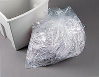 Opvangzakken papiervernietiger Type AS100 (pak 100 stuks)