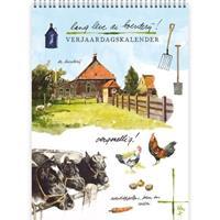 Comello Rien Poortvliet leve de boerderij Verjaardagskalender